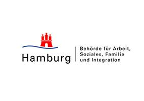 Logo Partner Hamburg Behörde