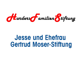 Logos Harders Familie und Jesse Moser