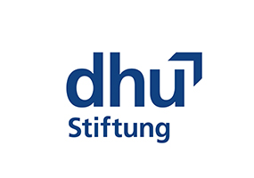 Logo dhu Stiftung