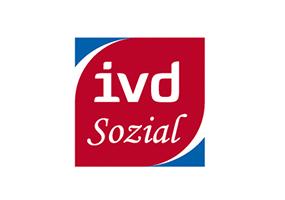 Logo ivd sozial